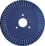 Fluted coulter blade 1990 55 wave for seeding machines