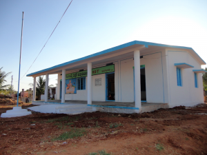 A Bellota e a Fundação Vicente Ferrer constroem uma escola na Índia para o desenvolvimento das pessoas.
