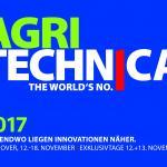 A Bellota estará presente na Agritechnica 2017