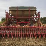 Diferenças entre as semeadoras de disco para cereais